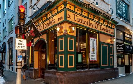 Timothy O Toole S Pub